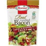 Hormel Applewood Smoke Flavored Real Crumbled Bacon