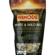 Hinode Rice, White & Wild