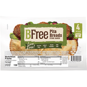 BFree Pita Breads, Stone Baked