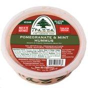 Trazza Lebanese Pomegranate Mint Hummus