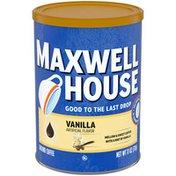 Maxwell House Vanilla Ground Coffee