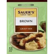 Sauers Gravy Mix, Brown
