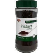 Hannaford Decaffeinated Instant Coffee