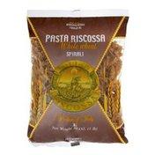 Pasta Riscossa Whole Wheat Spirali Pasta