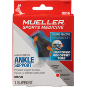 Mueller Ankle Support, Moderate, Medium/Large