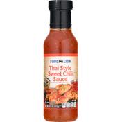 Food Lion Sauce, Sweet Chili, Thai Style