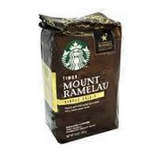 Starbucks Timor Mount Ramelau Single Origin Ground Coffee