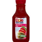 Dole 100% Juice, Strawberry Kiwi