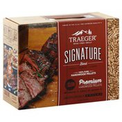 Traeger Hardwood Pellets, 100% Pure, Signature Blend