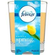 Febreze Candle, Happy Spring Juicy Petals