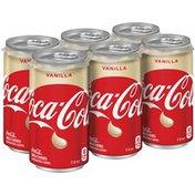 Coca-Cola Vanilla Cola