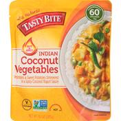 Tasty Bite Coconut Vegetables, Indian, Hot