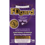 FDgard Medical Food, Functional Dyspepsia, Capsules