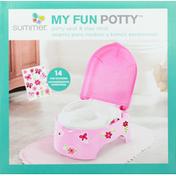 Summer Potty Seat & Step Stool