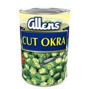 Allen's Cut Okra