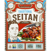 Upton's Naturals Seitan, in Chunks, Traditional