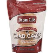 Ocean Cafe Crab Cakes