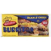 Lynn Wilson's Bean & Cheese Family Pack Burritos