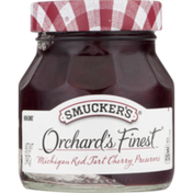 Smucker's Orchard's Finest Michigan Red Tart Cherry Preserves