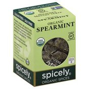 Spicely Organics Spearmint, Organic