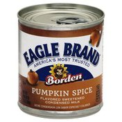 Eagle Brand Condensed Milk, Sweetened, Pumpkin Flavored