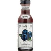Brianna's Vinaigrette Dressing, Blueberry Balsamic, Home Style