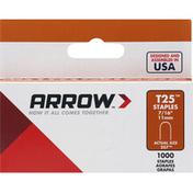 Arrow Staples, T25