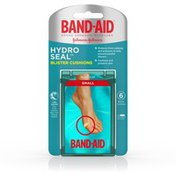 Band-Aid Brand Hydro Seal Bandages Blister Cushions Small