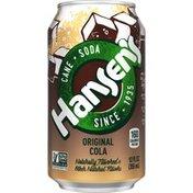 Hansen's Cola Can