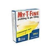 My-T-Fine Pudding & Pie Filling, Vanilla