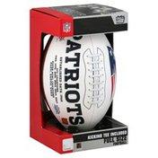 Players Rawlings New England Patriots Signature Series Full-Size Football - New England Patriots
