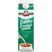 Penn Maid Dairy Coffee Creamer Country Creamer