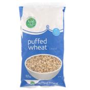 Food Club Puffed Wheat Cereal