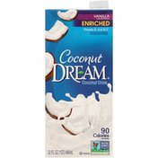 Coconut Dream Vanilla Coconut Milk