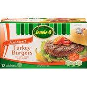 Jennie-O Seasoned 1/4 lb Turkey Burger (269009)