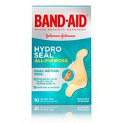 Band-Aid Brand Hydro Seal Bandages All Purpose