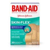 Band-Aid Brand Skin-Flex Adhesive Bandages, Assorted