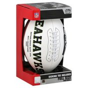 Players Rawlings Seattle Seahawks Signature Series Full-Size Football - Seattle Seahawks