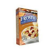 Food Club Frosted Shredded Wheat Cereal