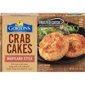 Gorton's Maryland Style Crab Cakes