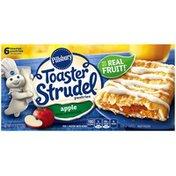 Pillsbury Toaster Strudel Apple Toaster Pastries