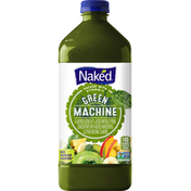 Naked Boosted Green Machine Juice Smoothie