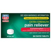 Rite Aid Extra Strength Pain Reliever 24ct