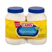 Cains All Natural MayonnaiseTwin Pack - 2 CT