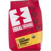 Equal Exchange Organic Whole Bean Coffee Ethiopian