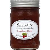 Sarabeth's Spreadable Fruit Strawberry Peach