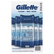 Gillette Antiperspirant Deodorant For Men, , Cool Wave