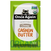 Once Again Cashew Butter, Organic, Creamy, Unsweetened