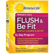 Renew Life Flush & Be Fit