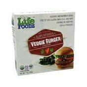 Life Foods Energy Burger (Organic,Vegan,G/F)